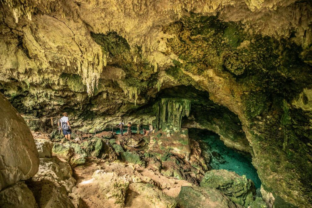 Incredible and mysterious site: Kuza Cave